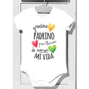 """PADRINO cast"" Body bebè"